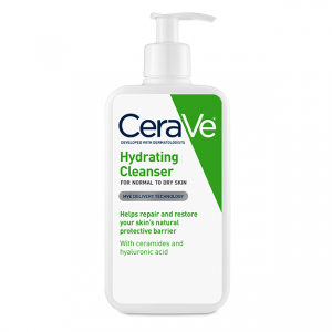 Công dụng sữa rửa mặt CeraVe Hydrating Cleanser